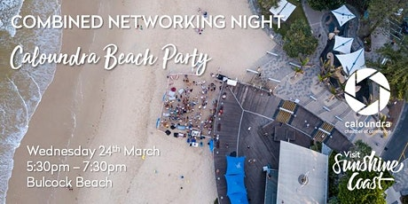 Caloundra Beach Party! tickets