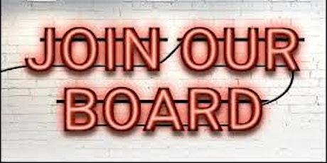 B.A.C. New Board Member Interest Meeting tickets