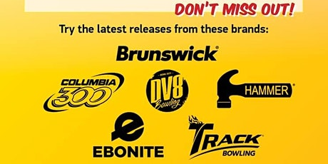Brunswick DEMO DAY at Lilac Lanes and Casino tickets