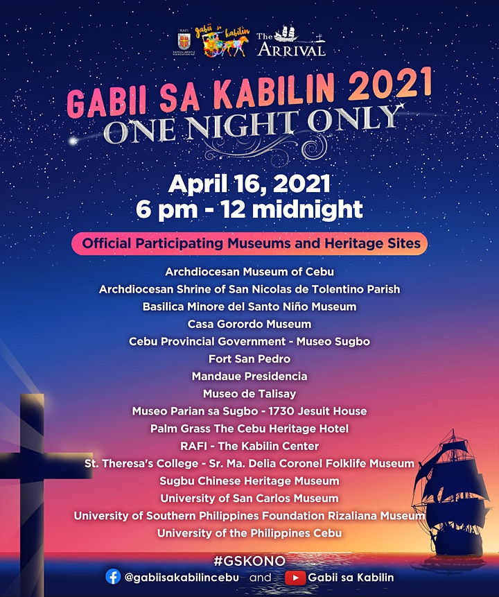 Gabii sa Kabilin 2021 One Night Only image