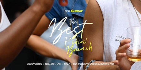 The Best F*cking Brunch! [Therapy RVA] tickets