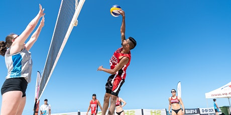 Beach Volleyball Intervarsity Information Session tickets
