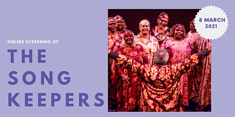 The Song Keepers presented by Women's Health West tickets