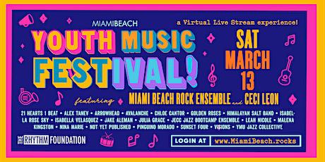 Miami Beach Youth Music Festival Live-Stream tickets
