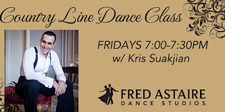FRIDAY-Country Line Dance tickets
