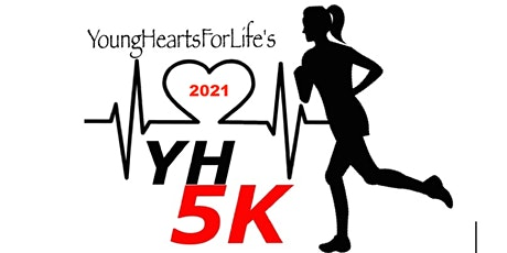 Young Hearts for Life - 5th Annual Junior Board  5K Run/Walk - VIRTUAL 2021 tickets