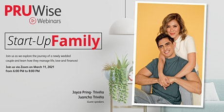 START-UP FAMILY: Overcoming the Day-to-Day Challenges of a Newly Wed Life tickets