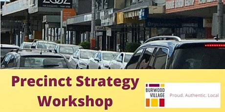 Precinct Strategy Workshop tickets