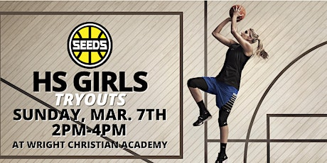 SEEDS ELITE HS TRYOUTS tickets