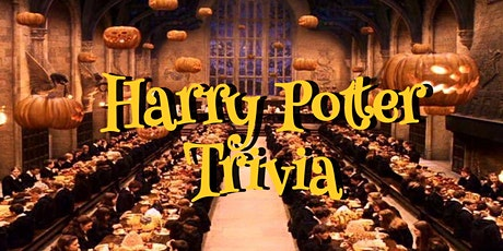 Virtual Harry Potter Trivia  5/1/2021 (Special Edition) tickets