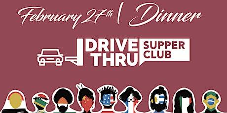 Moroccan & Iraqi Drive-Thru Supper Club tickets