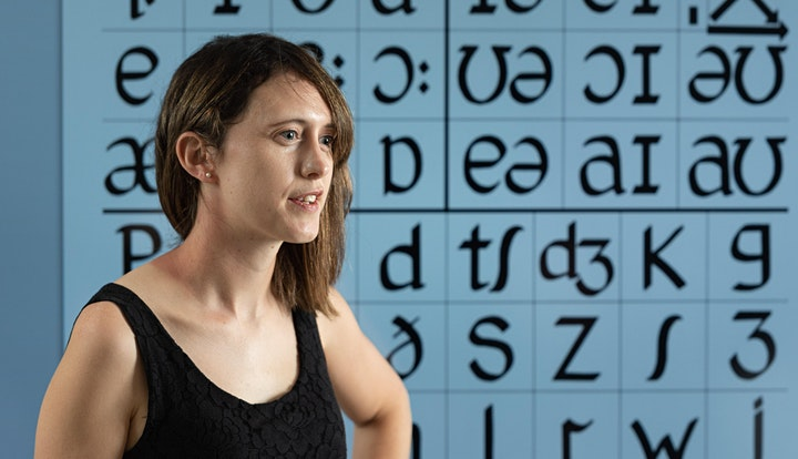 CertTESOL Taster - Teaching Pronunciation: Word Stress image