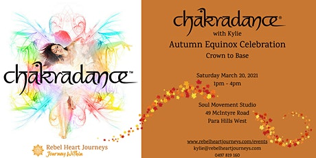 CHAKRADANCE™ - Celebrate Autumn Equinox tickets