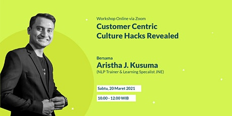 Customer Centric Culture Hacks Revealed tickets
