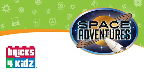 Space Exploration WEDO 2.0 Robotics Camp tickets
