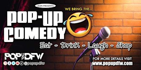 Deep Ellum Pop-Up Comedy tickets