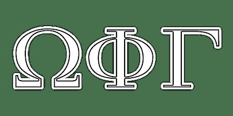 Omega Phi Gamma Formals tickets