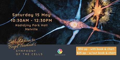Introduction to Boyd Truman's Symphony of the Cells - PERTH tickets