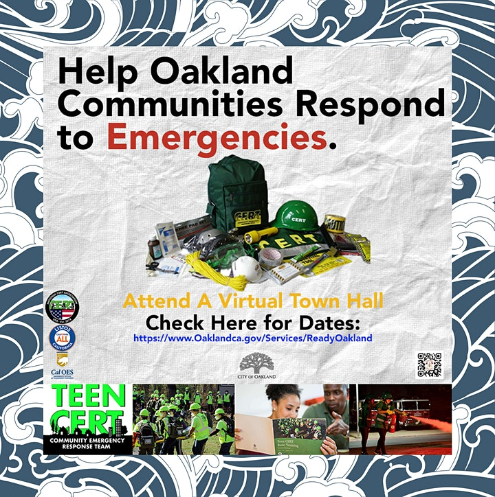 February & March 2021 - OFD Virtual Town Hall Series image
