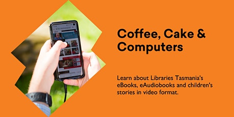 Coffee, Cake and Computers @ Scottsdale Library tickets