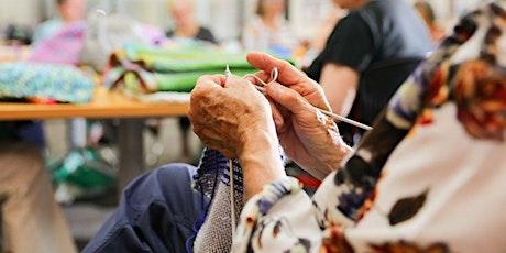 Knit, Stitch, Yarn - Unanderra Library tickets