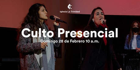Culto Domingo 28 de Febrero 10am tickets