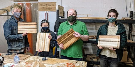 Cutting Board Workshop tickets