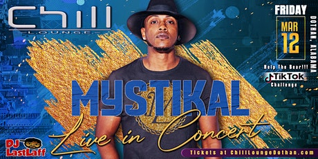 Mystikal Live in Concert at Chill Lounge Dothan tickets
