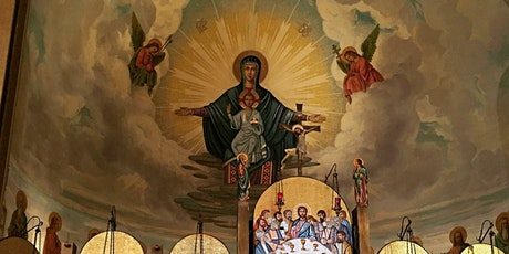 Divine Liturgy for Great Feast of the Annunciation tickets
