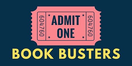 Movie Matinee: Book Busters - Seaford Library tickets