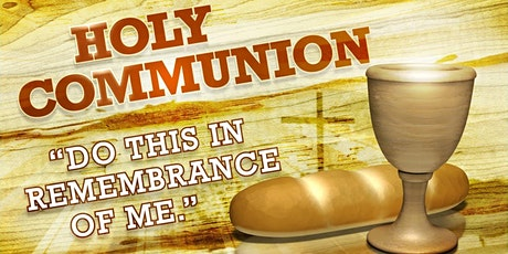 HVMC - Holy Communion Service Registration For 7 March 2021 tickets