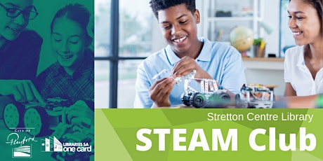 STEAM Club:  Term 2 - Saturdays tickets