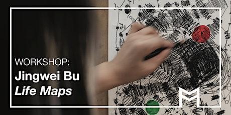 Workshop: Jingwei Bu, 'Life Maps' tickets
