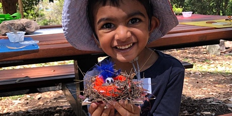 Lane Cove Bush Kids - Nests and Nature Things tickets