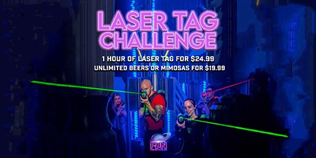 FunDimension's Laser Tag Challenge in Wynwood entradas