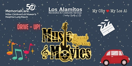 Drive-Up Music and Movies Event Series tickets