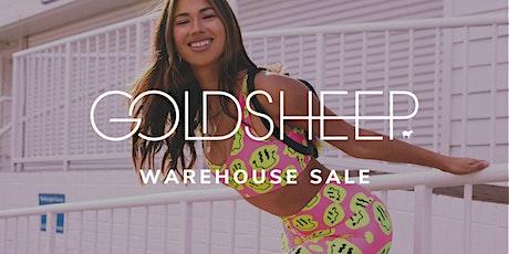 GOLDSHEEP Warehouse Sale - Santa Ana, CA tickets