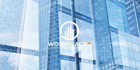 WorkplaceX - Zukunftskonferenz 2021 Tickets