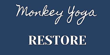 RESTORE Restorative Yoga and Yoga Nidra tickets