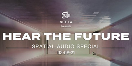 Hear the Future biglietti
