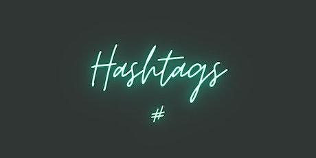 Hashtag Help tickets
