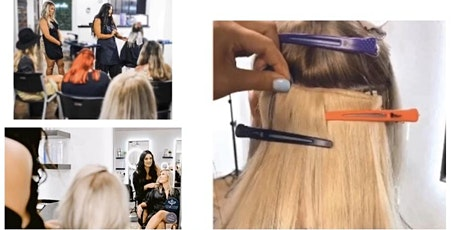House of Hair FW Handtied Extension Class tickets
