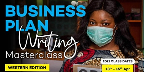 Business Plan Writing Online Master Class tickets
