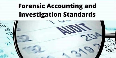 Knowledge series: Forensic Accounting and Investigation Standards biglietti