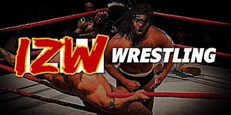 IZW Wrestling: REGULATE, presented by Big Lip Radio tickets