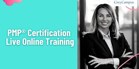 PMP® Certification Live Online Training in Edmonton tickets