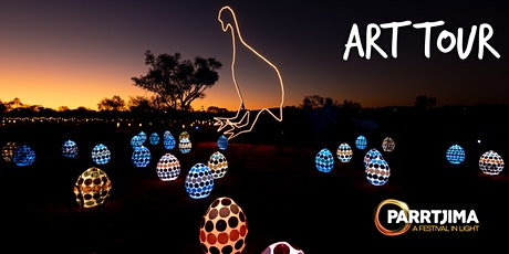 Araluen Curator Tours tickets