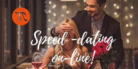 Pi Singles 30's and 40's Speed Dating On-line! tickets