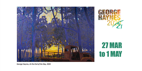 OPENING : George Haynes @ no.10 : 26 March 2021 tickets