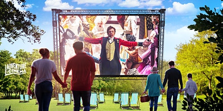 The Greatest Showman Outdoor Cinema Sing-A-Long in Burnley tickets